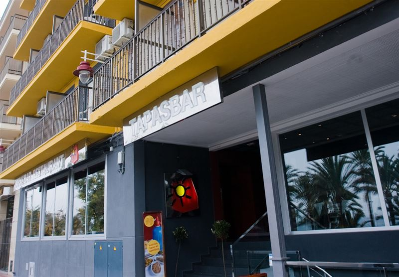 Hotel Esmeralda Beach  Benidorm