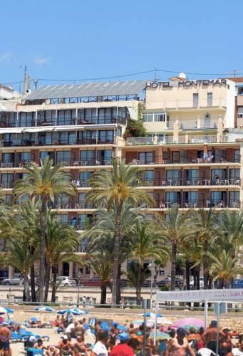 Hotel Montemar 3* Benidorm
