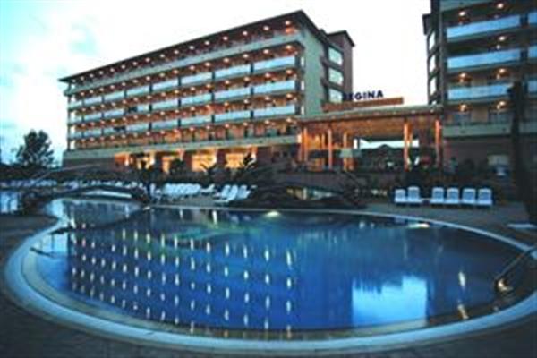 Hotel Regina Gran
