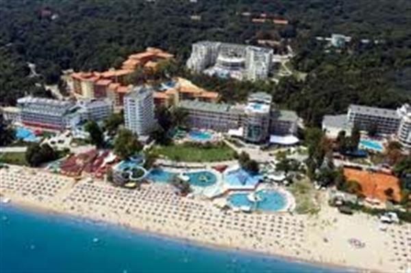 Park hotel Golden Beach 4* statiune Nisipurile de Aur